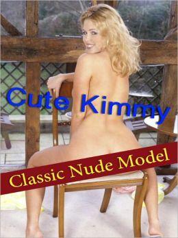 Cute Kimmy - Classic Nude Model