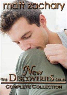 The New Discoveries Series (The New Discoveries Series - ALL 4 Books)