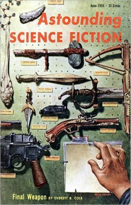 Final Weapon: A Science Fiction, Post-1930 Classic By Everett B. Cole! AAA+++