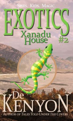 The Exotics, Book 2: Xanadu House