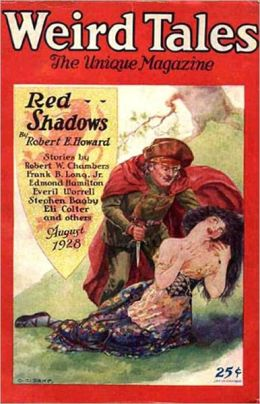 Red Shadows: A Short Story, Fiction and Literature Classic By Robert E. Howard! AAA+++
