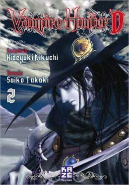 Vampire Hunter D Vol. 2 - French Edition