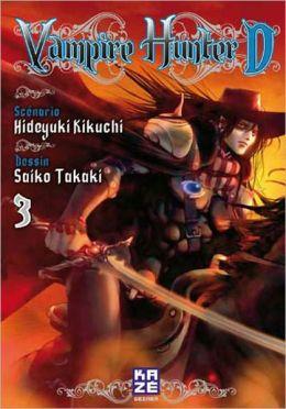 Vampire Hunter D Vol.3 - French Edition