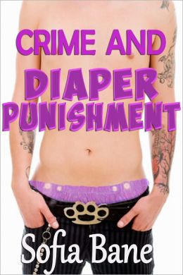 Crime and Diaper Punishment (M/m Diapers, Watersports)