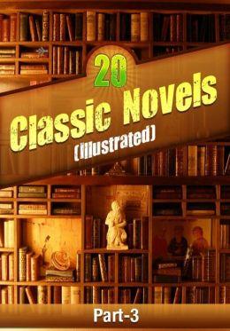 20 Classic Novels (Illustrated) Part-3