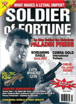 Soldier of Fortune - July 2012