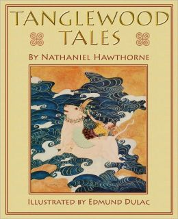 Tanglewood Tales: Greek Mythology for Kids (Illustrated Edition)