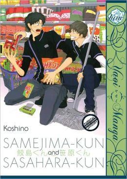 Samejima-Kun And Sasahara-Kun (Yaoi Manga)