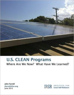 U.S. CLEAN Programs: Where Are We Now? What Have We Learned?