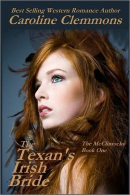 THE TEXAN'S IRISH BRIDE