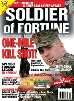 Soldier of Fortune - August 2012