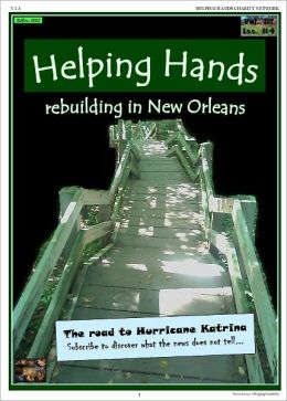 HELPING HANDS rebuilding in New Orleans #4