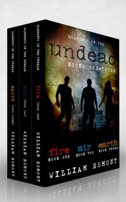 Elements of the Undead Omnibus Edition (Books 1-3)