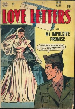 Love Letters Number 3 Love Comic Book