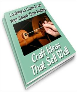 Craft Ideas That Sell Well