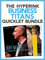 The Business Titans Biography Bundle (Jeff Bezos, Bill Gates, Warren Buffett, Elon Musk)