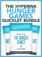The Hunger Games Quicklet Bundle (The Hunger Games, Catching Fire, Mockingjay)