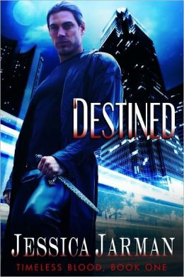 Destined (Paranormal Erotic Romance, Timeless Blood Series)
