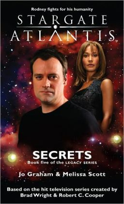 SGA-20 Secrets - Book V of the Legacy Series
