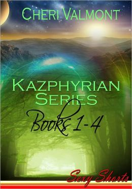 THE KAZPHYRIAN SERIES BOOKS 1 TO 4