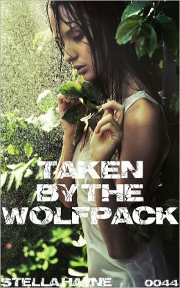 Taken By The Wolfpack (werewolf erotica, MM/f, threesome)