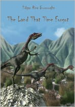 The Land That Time Forgot (Illustrated)
