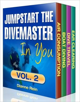 Jumpstart the Divemaster in You - Boxed Set Volume 2