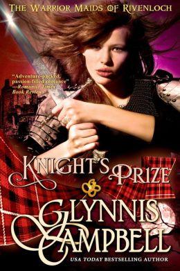 Knight's Prize (Warrior Maids of Rivenloch, Book 3)