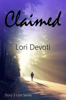 Claimed, a vampire romance