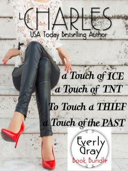 Everly Gray: The Adventures, Boxed set (1-3)