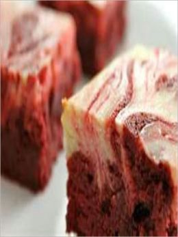 RED VELVET CHEESECAKE SWIRL BROWNIES Recipe ~ From Scratch