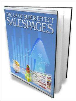 A-Z of Super-Effective Sales Pages