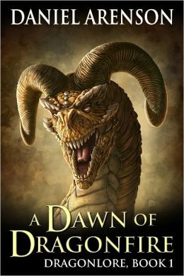 A Dawn of Dragonfire (Dragonlore, Book 1)