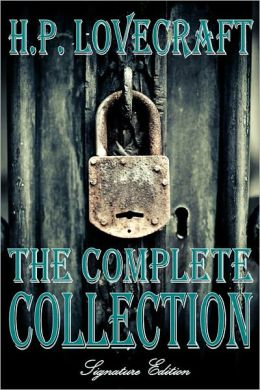 H.P. Lovecraft The Complete Collection