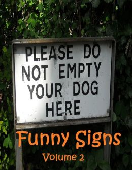 Funny Signs Vol. 2