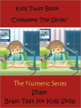 Kids Numeric Series Puzzles : Fill The Numeric Math Series Puzzles