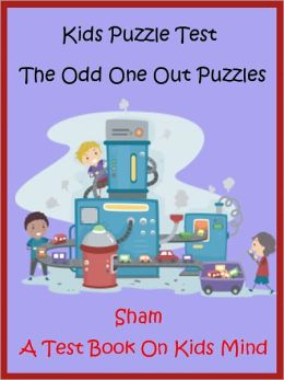 Kids Odd One Out Funny Puzzles : Choose The Odd One Out For Kids