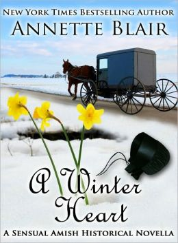 A Winter Heart (A Sensual Amish Historical Novella)