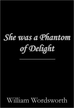'She Was a Phantom of Delight' by William Wordsworth - YouTube