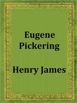 Eugene Pickering by Henry James