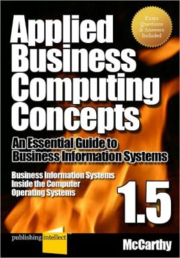 Applied Business Computing Concepts 1.5