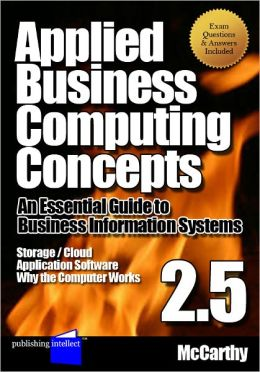 Applied Business Computing Concepts 2.5