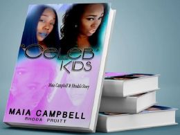 'CELEB Kids' Maia Campbell and Rhoda's Story