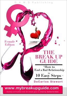 The Break Up Guide Female Editon