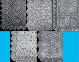 Beautiful Heirloom Crocheted Bedspread Patterns
