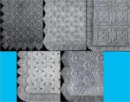magnifique couvre lit crochet heirloom patterns by unknown 2940014999779 nook book ebook. Black Bedroom Furniture Sets. Home Design Ideas