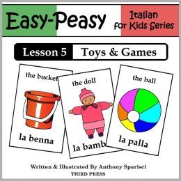 Portuguese Lesson 5: Toys & Games (Learn Portuguese Flash Cards)