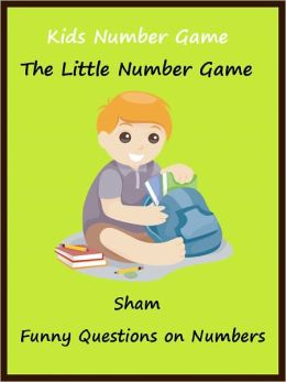Kids Number Puzzles : The Little Number Game