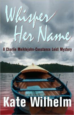 Whisper Her Name (Constance and Charlie Series #7)