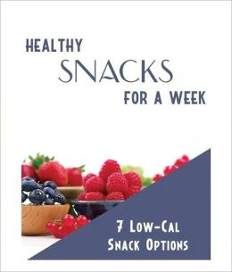 Snacks Recipes eBook on Healthy Snacks For A Week - Toasted Nuts...